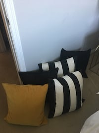 Pillows $5 each or all for $20 Tampa, 33602