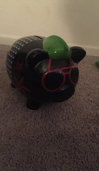 Cool Piggy Bank for $10!!! 2203 mi