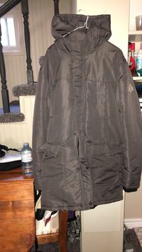 Mens beaver canoe coat Cambridge, N1R 5C1