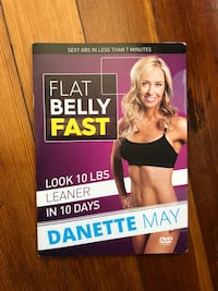 Danette May ab workout dvd Norfolk, 23505