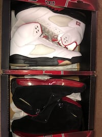 New Size 13 Jordan Collezione 18/5 pack Germantown, 20874