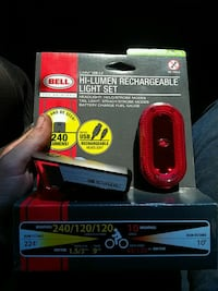 Bell hi-lumen light  Windsor, 95492