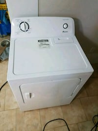 white front-load clothes dryer Toronto, M9N 2H1