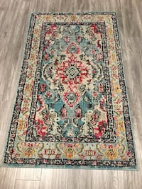 3ft x 5ft Area Rug New Westminster, V3M 1T4