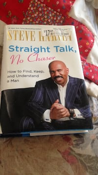 steve harvey straight talk no chaser book Topeka, 66619