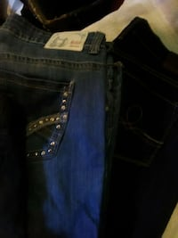 blue denim bottoms Bend, 97701