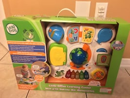 LeapFrog Activity Center/ Table
