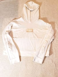 Victoria's Secret Cropped Hooded Sweatshirt Dale City