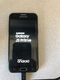 Samsung J3 Prime for T-Mobile. With charger