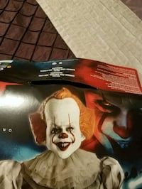 Pennywise mask  Gautier, 39553