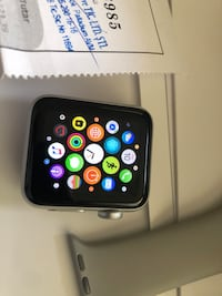 Apple Watch series 3 38 mm 6 ay garantili