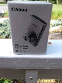 Cannon camera 20.0 180 hd new factory sealed