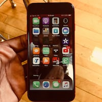 Red iPhone 8  Chicago
