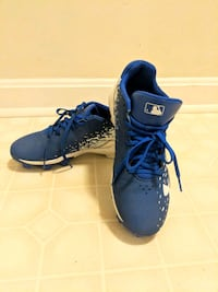 Under armour size 5 baseball cleats Stone Ridge, 20105
