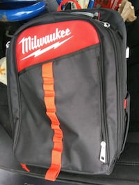 Milwaukee backpack Centreville, 20121