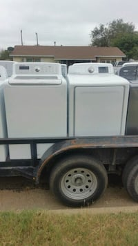 Samsung washer and dryer Lubbock, 79403