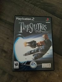 TimeSplitters Future Perfect Ps2 game  Ogden, 84403