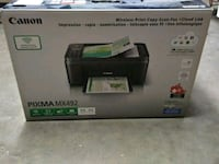 Canon printer scanner wireless brand new St. Catharines, L2T 2L5
