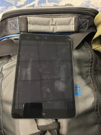 iPad mini w/ native union case