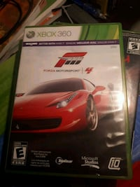 Xbox One Forza Motorsport 5 case Laval, H7R