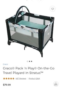 NEW Graco Pack-n-Play Travel Playard. Charlotte, 28269