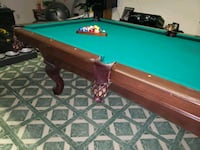 King Slate Pool Table !!  64 km