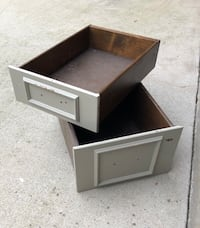 2 wood Drawers, $5 for both Greer, 29650
