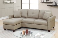 Brand new sectional sofa with reversible chaise Silver Spring, 20902