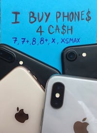 black iPhone 7 with box Concord, 28025