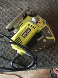 New Ryobi jig saw, have 2 and don't need this one  Lonsdale, 55046