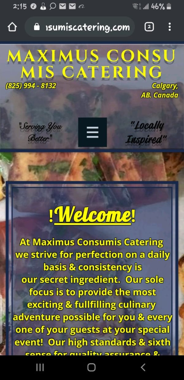 Executive Catering Services a8118a30-10c4-412f-aec8-d87dd9368490