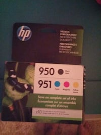 Hp printer ink combo pack (4 cartridges) Duluth, 55805