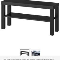 TV Stand/Shoe Bench