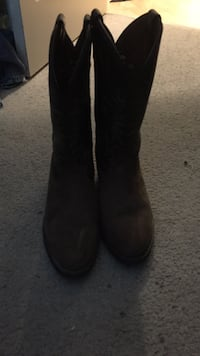 Cowboy boots (Men's, 10 D, originally $116)  Tacoma, 98445