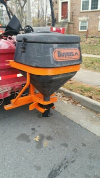 Buyers Tailgate Salt Spreader  South Riding, 20152