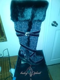 Baby phat Boots Montgomery County, 45458
