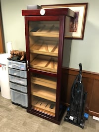 Humidor. Display and protect your cigars in a beautiful display case. North Canton, 44709