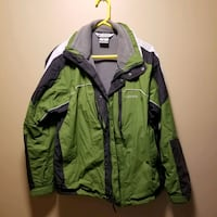 Men's Columbia Interchange 3-in-1 Winter Jacket Fargo, 58102