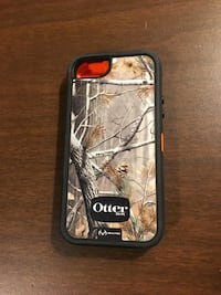Otterbox case for iPhone 5 Barclay Farm, 08034