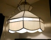 tiffany style hanging lamp Winnipeg, R2H 1P3