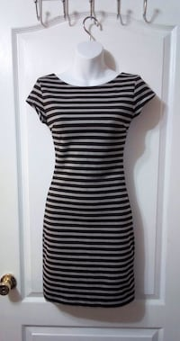 FOREVER 21 Stripe Dress: Size Small Toronto, M6G