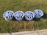 wheels from Nissan frontier sv crew cab White Bluff, 37187