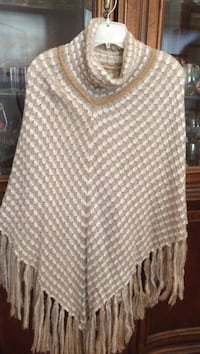 Never Worn Poncho from New England