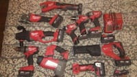 red and black power tools Edmonton, T5P 2N3