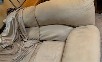 Free loveseat available after December 19th