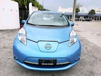 Nissan - Leaf - 2012 Miami, 33135