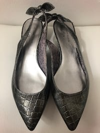 Women's Shoes AK Anne Klein iflex kitten heel sling backs Toronto, M4S 2H4