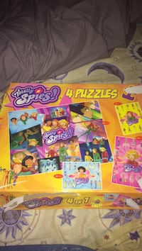 4 Puzzles Totally Spies Guignicourt, 02190