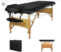 Excellent condition massage table  Tulsa, 74146