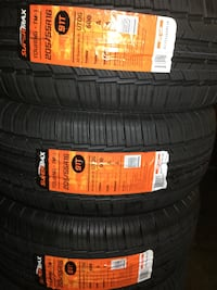Set4 tires 205 55 16 Instaled balance total ELMOFLES  Industry, 91746